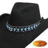 ブルハイド ウール カウボーイ ハット ゴーイン サムプレイス スペシャル(ブラック)/Bullhide Wool Cowboy Hat Goin' Someplace Special Black