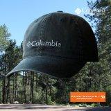 コロンビアスポーツウェア キャップ(ブラック)/Columbia Sportswear Cap(Black)