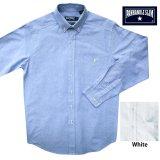 パンハンドルスリム オックスフォード シャツ(ホワイト・無地/長袖)/Panhandle Slim Oxford Cloth Shirt